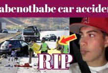 gabenotbabe car accident video